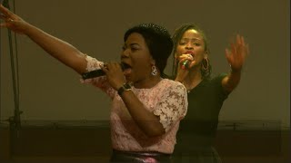 Mercy Chinwo Ministering Live At The Discovery For Women Rally (Feb 2019)
