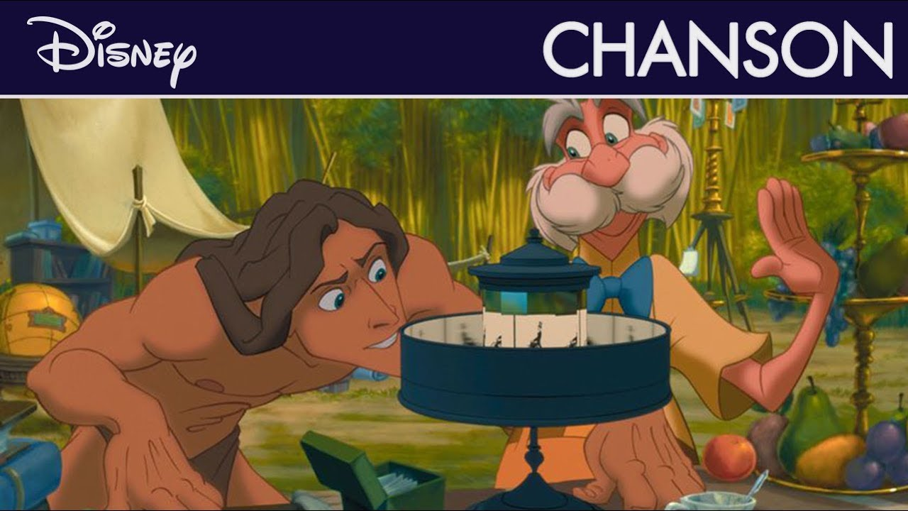 Tarzan Je Veux Savoir Disney Youtube