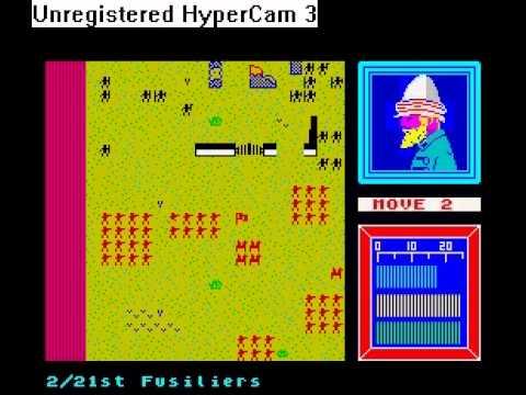 Zulu Wars (ZX Spectrum)