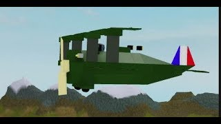 how to make a sopwith camel in roblox plane crazy