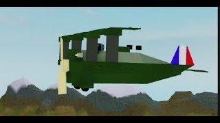comment faire un chameau sopwith dans l'avion roblox fou