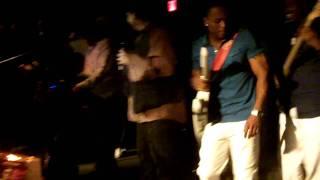 """Alan Cave """"Se Pa Pou Dat"""" Live June 2011"""