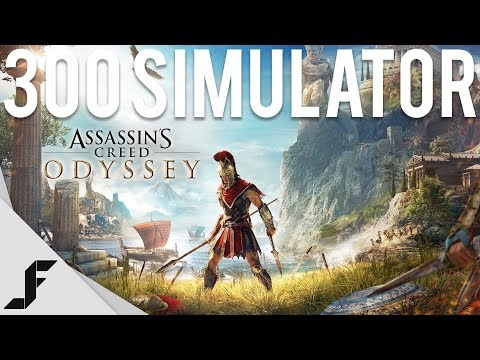 300 Simulator - Assassin's Creed Odyssey Gameplay