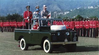 video: Prince Philip's love for Land Rovers endured for more than 70 years