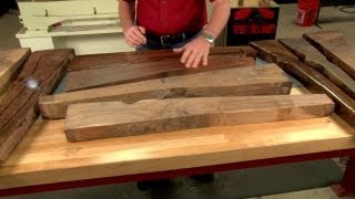 Gunsmithing - How to Select a Stock Blank Presented by Larry Potterfield of MidwayUSA