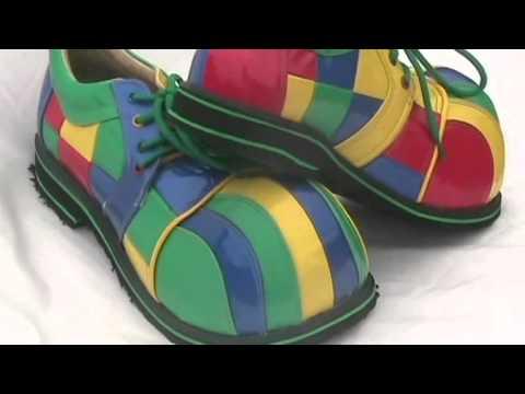 Zapatos De Payaso Gio Youtube