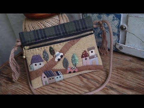 퀼트파우치 지갑 만들기 │ Quilt Pouch Wallet │ How To  Make DIY Crafts Tutorial להורדה