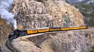 C.W. McCall - The Silverton Train