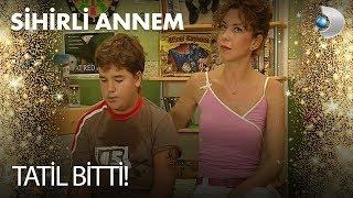 Tatil Bitti! - Sihirli Annem 66. Bölüm