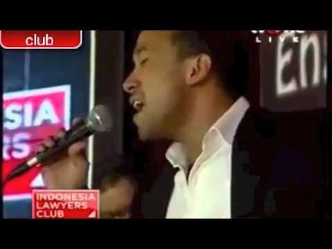 Angel - sarah mclachlan cover by Maruli Tampubolon @ILC, Tv One 23 juni 2015