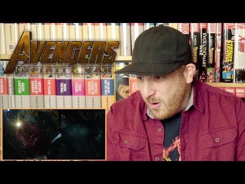 Avengers: Infinity War Trailer Reaction with Eric Eisenberg