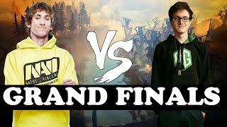 GRAND FINALS !!  - OG VS Natus Vincere - ALL GAMES - ESL One Frankfurt 2016 - Dota 2