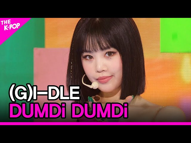 (G)I-DLE, DUMDi DUMDi ((여자)아이들, 덤디덤디) [THE SHOW 200811]