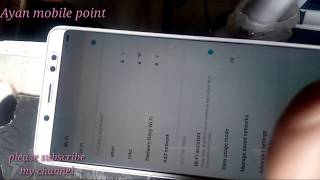 Download Xiaomi Redmi Note 5 Pro Wifi Not Working After Mi Account