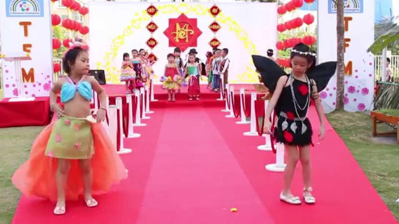 Thời trang trẻ em cực chất - Kids Fashion Show