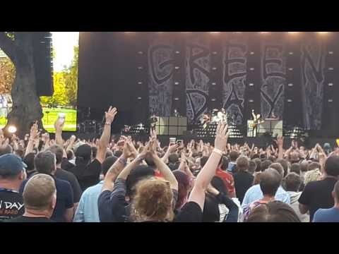 Green day- longview-youngblood-2000 lights years away-hitchin a ride-hydepark,london.