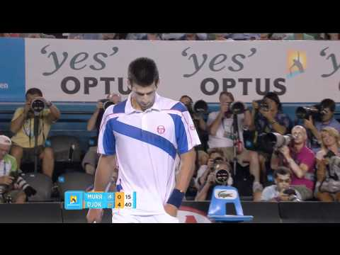 Men's final highlights: Australian Open 2011