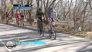 Tirreno-Adriatico 2017: Stage 4 highlights