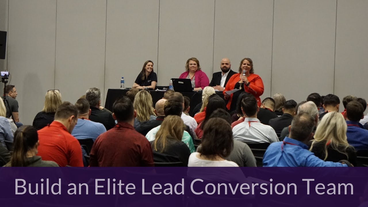 Build an Elite Lead Conversion Team
