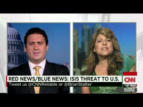 Red News/Blue News: ISIS threat to U.S. Part 2