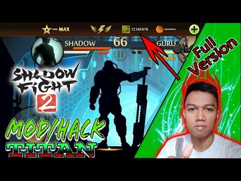 Shadow Fight 2 Mod Hack Apk | Full Unlocked Boss, Unlimited Money & Titan Mode(v1)