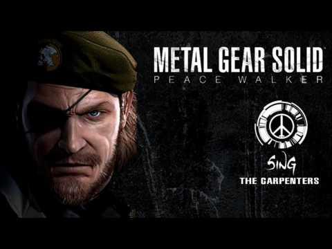 Metal Gear Solid Peace Walker - Sing