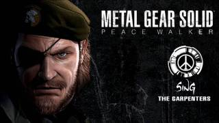 Metal Gear Solid Peace Walker - Sing