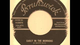 The  Ding Dongs - Early In The Morning