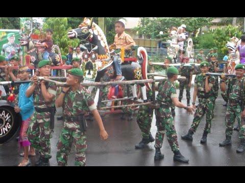 Sunat Masal_Hari Juang Kartika TNI AD Lombok NTB