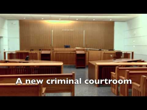 A tour of the new Staten Island Courthouse