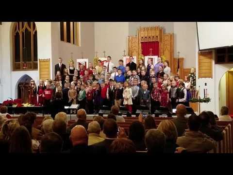 2016 Clarinda Lutheran School Christmas cantata