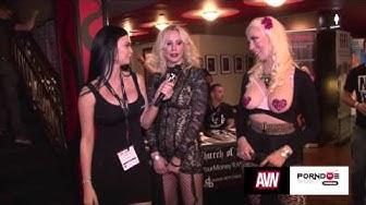 PornDoe Premium interview with Lorelei Lee and Maitresse Madeline @ the AEE Expo 2016