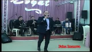 Vasif Ezimovdan Canli Ifa /Bir Gun Goruwersen/Mohtesem Ses Ifa Dinlemeye Deyer/Memmedbagir Bagirzade
