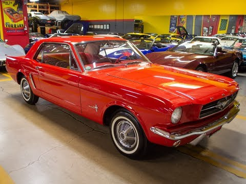 1965 Ford Mustang Coupe 3-Speed
