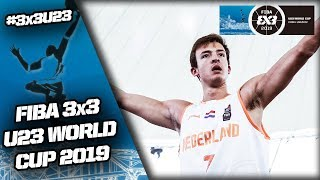 Dylan Van Eyck - Netherlands - Mixtape - FIBA 3x3 U23 World Cup 2019
