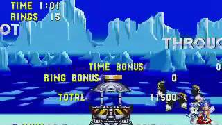 Sonic 3 and knuckles [speed run]