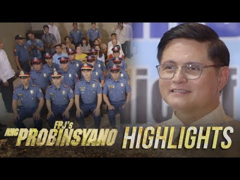 Oscar Recognizes Cardo And Vendetta   FPJ's Ang Probinsyano (With Eng Subs)