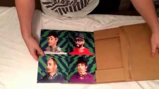 Ok Go - Hungry Ghosts Signed Vinyl Unboxing!