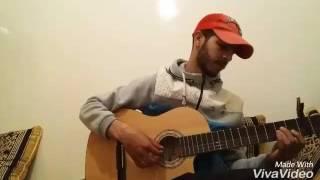 Weftakart-mohamed hamaki guitar solo