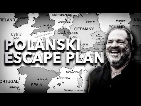 "Weinstein Fleeing Extradition In Europe ""Rehab""?"