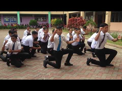 Hakka And Shantik Dance #TeamSMKTP