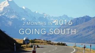 Going South 2016 from Europe to New Zeeland through: Portugal UAE D...