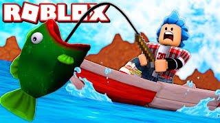 ¡ GENIAL FISHING SIMULATOR! -ROBLOX: Fishing Empire Simulator