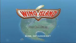 Wing Island Wii Gameplay