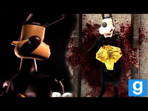 KILLING BORIS! | Bendy and the Ink Machine GMOD (BATIM Garrys Mod)