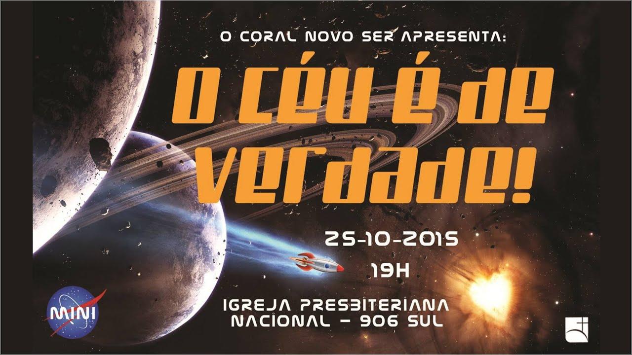 25/10/2015 - Culto da Noite - Musical: