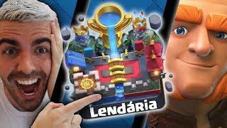 deck simples para chegar na arena lendria do clash royale