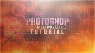 Photoshop Tutorial: Melting Object Effect