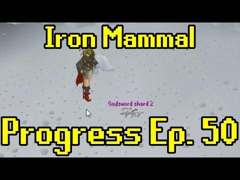 Oldschool Runescape - 2007 Iron Man Progress Ep. 50   Iron Mammal