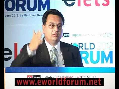 eWorld Forum 2012 - Enabling eGov: eServices Delivery